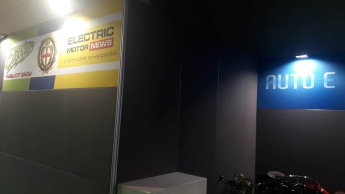 Padovafiere Electric Motor News
