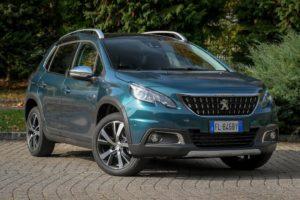 SUV Peugeot in Italia