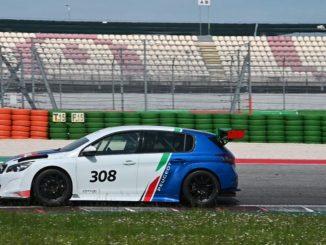 Nuova Peugeot 308 TCR
