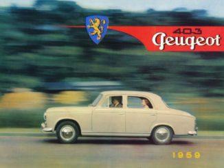 Peugeot 403 Jaeger