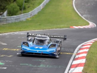 Record Volkswagen ID.R. Nürburgring-Nordschleife