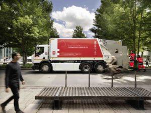 Renault Trucks D Wide Z.E.
