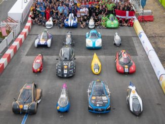 Shell Eco-marathon Europe