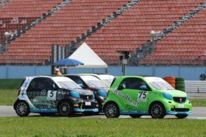 Smart e-Cup Sardegna Green