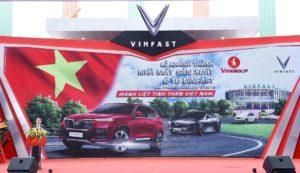 stabilimento VinFast in Vietnam