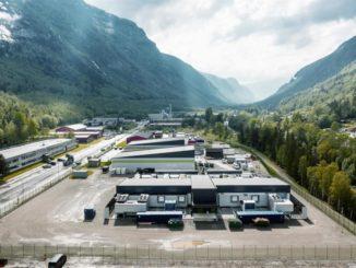 Data center Volkswagen Norvegia