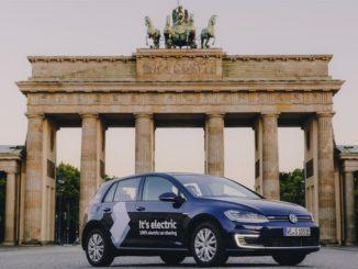 Volkswagen WeShare
