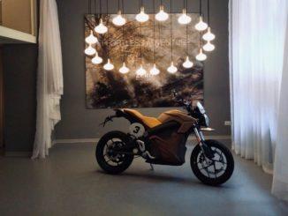 Zero Motorcycles Milano