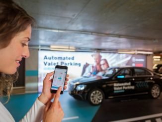 Automated Valet Parking di Bosch e Daimler