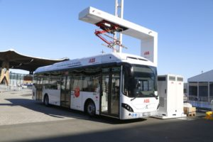 ABB interoperabilità bus e camion