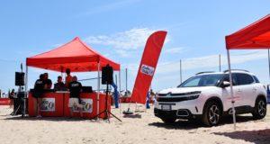"""La gamma SUV di Citroën parte per le vacanze al mare con """"Citroën SUV Aircross Summer Tour"""""""