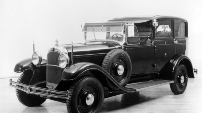 Citroën Lictoria Six