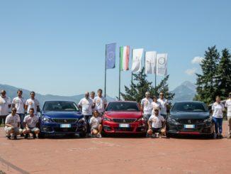 Motorsport Academy di Peugeot Italia Paolo Andreucci