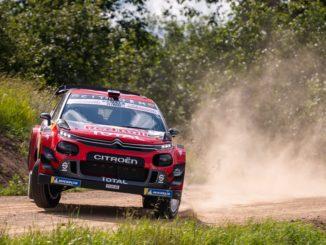Citroën Rally di Finlandia