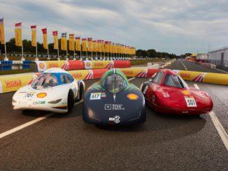 Shell Eco-marathon 2019