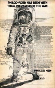 Philco-Ford missione Luna