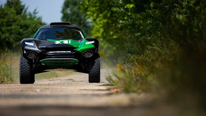 Extreme E Goodwood Festival of Speed
