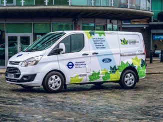 Ford Transit Custom Hybrid Plug-in (PHEV)