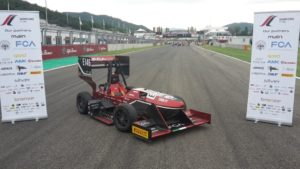 Vittoria del Politecnico di Torino in Formula SAE Italy