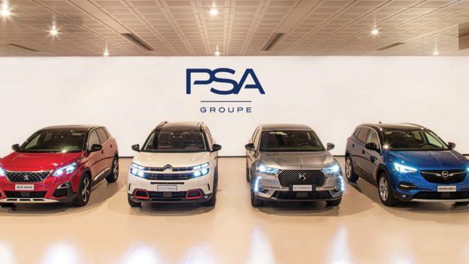 Groupe PSA Italia mercato giugno 2019
