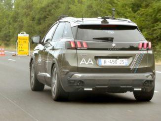 Peugeot 3008 guida autonoma