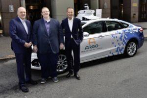 collaborazione tra Ford e Volkswagen