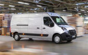 Nuovo Opel Movano