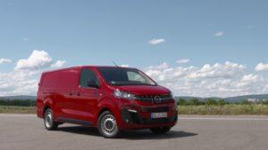 nuovo Opel Vivaro