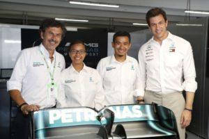 Petronas Mercedes Formula 1