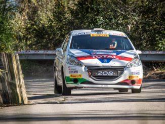 Tommaso Cuffi (Peugeot 208R2)