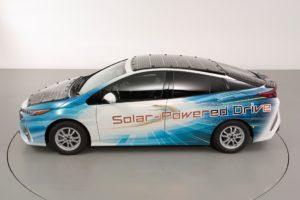 Nedo Sharp e Toyota