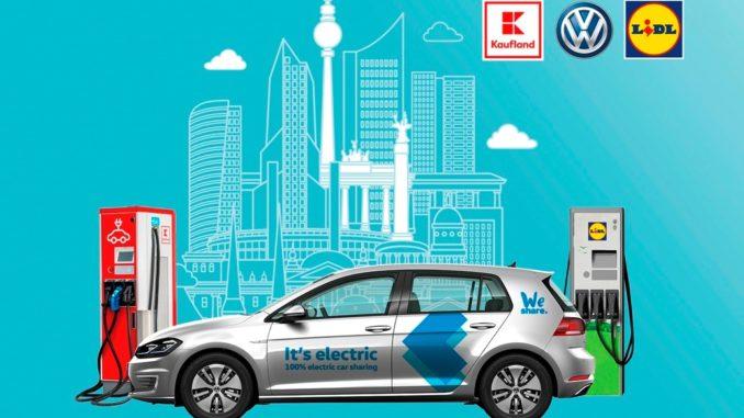 Volkswagen e Schwarz Group