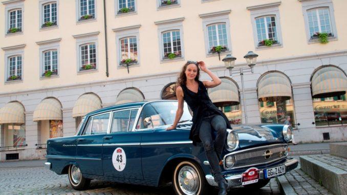 "Opel al ""Klassik Tour Kronberg"""