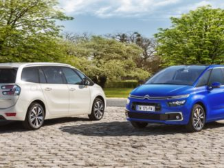 Citroën Nuovo Berlingo, C4 SpaceTourer e Grand C4 Spacetourer