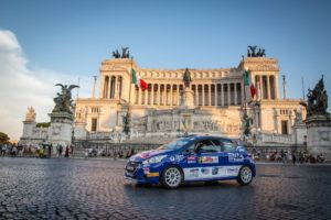 Peugeot Competition 208 Rally Cup TOP 2019