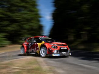 Citroën C3 WRC Rally di Germania