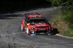 Citroën C3 WRC Rally di Germania