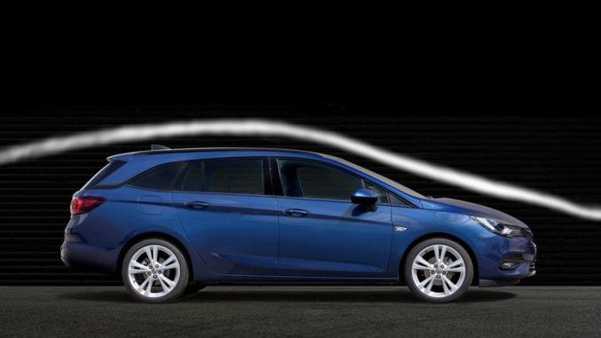 Opel Astra e Opel Calibra
