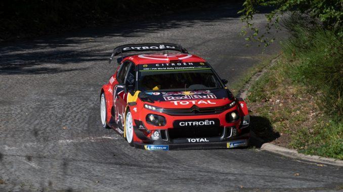 Citroën Rally Germania