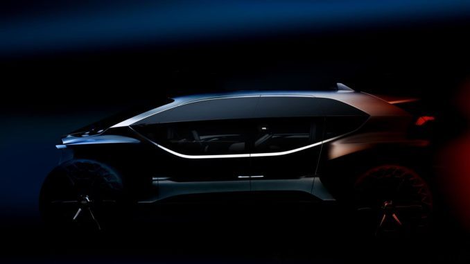 Audi AI:TRIAL quattro