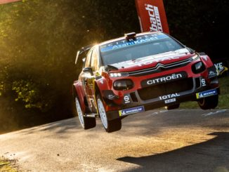 Citroen Rally di Germania