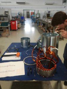 Hydro-jet elettrico DeepSpeed