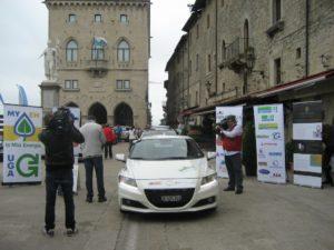13° Ecorally San Marino - Montegiardino
