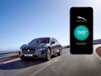 Nuove app Jaguar -PACE