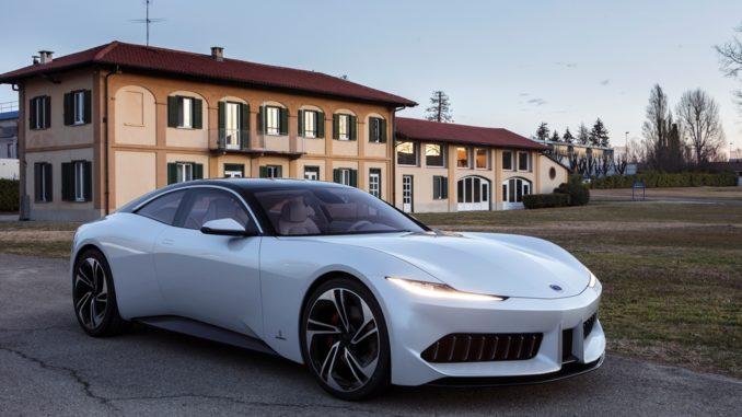 Karma GT designed by Pininfarina