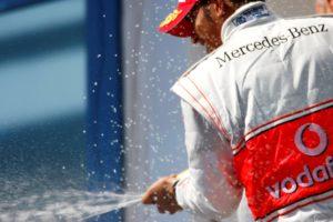 Mercedes Benz Hybrid Formula 1