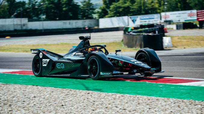 Mercedes-Benz EQ Formula E