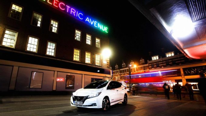 EV Network UK