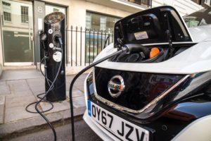 UK recharge network