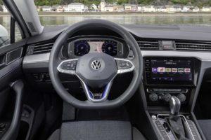 Nuova Volkswagen Passat GTE ibrida